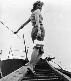 Melina Mercouri in Never on Sunday (1960)