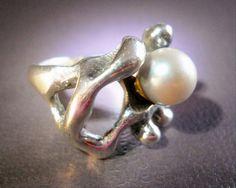 vintage-sterling-silver-pearl-ring