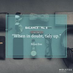 With a busy week ahead, take some time to get organized. #balance #MindfulMatter