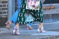 Street style from Mercedes-Benz Fashion Week Australia 2016
