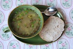 Štědrovečerní hrachová polévka Palak Paneer, Ethnic Recipes, Food, Meals, Yemek, Eten