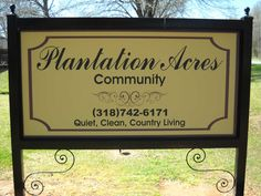 Plantation Acres Mobile Home Community In Bossier City LA Via MHVillage