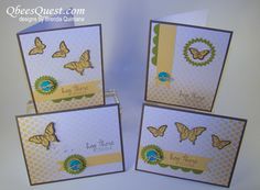 My Paper Pumpkin Hey There Kit Plus 4 by Qbee - Cards and Paper Crafts at Splitcoaststampers
