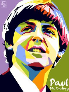 paul mccartney pop art - Google Search