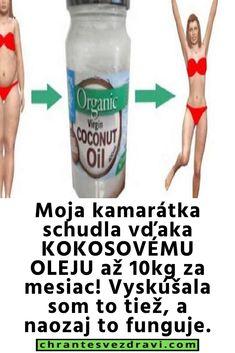 Coconut Oil, Organic, Diet