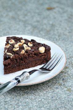 Sbrisolona al cioccolato: potrei uccidere per averla!