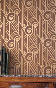 1000 images about papier peint on pinterest cole and son wallpapers and a - Papier peint art deco ...