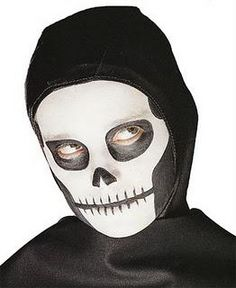 Halloween and comment on pinterest - Maquillage halloween facile garcon ...