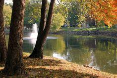 LeClaire Park, Edwardsville, Illinois