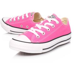 low priced 050d1 28b7b Ct Low Seas Converse Pink ( 69) ❤ liked on Polyvore featuring shoes,  sneakers