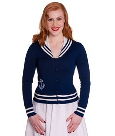 Starboard Cardigan