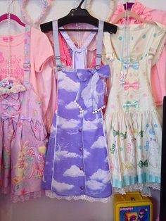 fairy kei jumpers! ♡ ♥ ロリータ, Sweet Lolita, Lolita, Loli, Fairy Kei, Pastel, Rococo, Victorian ♥ ♡