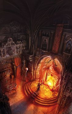 Concept Art by Marc Simonetti