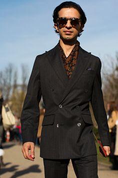 #Paris Fashion Week. cashmere texture