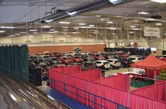 Big Indoor Sale on NOW! South Pavilion at Exhibition Park for Lethbridge Toyota.
