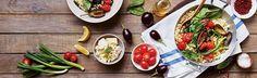 Cauli Couscous and Roast Baby Veg Salad