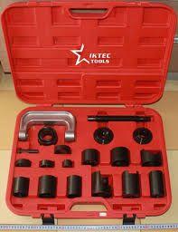 Nama : Ball Joint & Adapter Set Merk : WIPRO Tipe : W 8149 Status : Siap Berat Kirim : 13 Kg