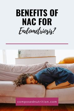Endometriosis is also an inflammatory condition which leads to pelvic pain, digestive issues, and fatigue. NAC stands for N-Acetyl Cysteine, which is the supplemental form of cysteine, an amino acid in our body that aids to produce a powerful antioxidant, glutathione. Antioxidants are powerful compounds that help to reduce inflammation in the body, support glutathione production, improve egg quality, and reduce oxidative stress. Natural Remedies For Cramps, Cramp Remedies, Foods To Balance Hormones, Balance Hormones Naturally, Period Tips, Period Hacks, Supplements For Pcos, Hormone Diet, Endometriosis Symptoms