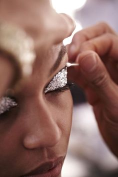 Party season. Time for glitter.