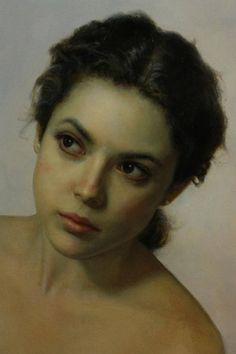 """Prenda Intima"" [Detail] By César Santos, Cuban-born American Artist (b. 1982)"