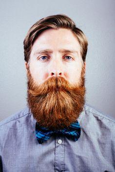 I love ginger beards. Walrus Mustache, Beard No Mustache, Ginger Men, Ginger Beard, Great Beards, Awesome Beards, Hairy Men, Bearded Men, Red Beard