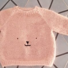Ravelry: Project Gallery for Teddy Bear Sweater pattern by Mette Wendelboe Okkels Free Childrens Knitting Patterns, Knitting For Kids, Knit Or Crochet, Crochet For Kids, Knit Baby Sweaters, Sweater Design, Armenia, Knitting Stitches, Knits