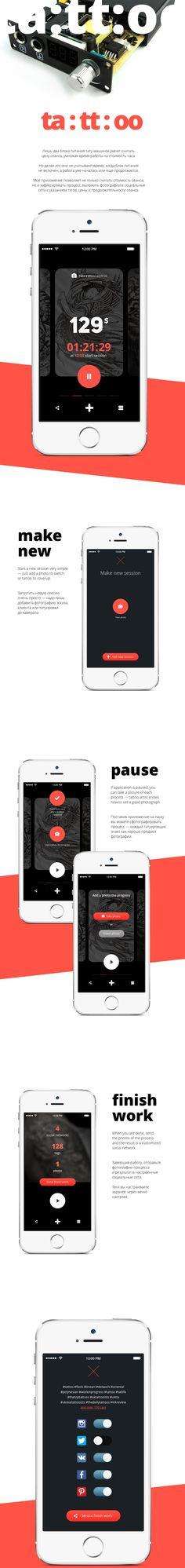 Daily Mobile UI Design Inspiration #502