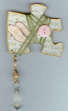 Shoe Altered Puzzle Piece | Flickr - Photo Sharing!