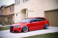 Audi a3 slammed and cambed