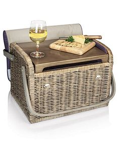 Pack it up in style. Picnic Time Picnic Basket, Kabrio Aviano  BUY NOW!