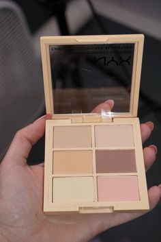 We've heard great reviews about this NYX Cosmetics contour palette! #nyxcosmetics #contour #makeup