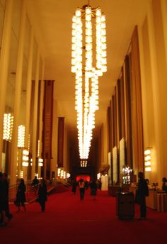Kennedy Center, washington DC - enjoyed the tour, next time I want to see a performance there!