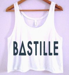 bastille under the weight of living