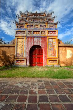 View top-quality stock photos of Building In The Imperial City Of Hue Vietnam. Find premium, high-resolution stock photography at Getty Images. Royalty Free Images, Hue, Vietnam, Stock Photos, City, Building, Photography, Photograph, Buildings