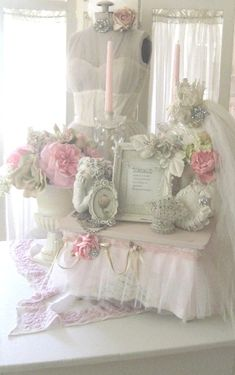 Shabby chic is a style, not a fashion, and it reflects a timeless and vintage quality that draws on so many sources and inspirations....shabby chic combines the old with the new.