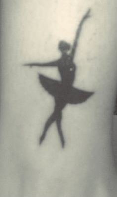 This is in serious consideration.  Love it!! #tattoo #bailarina #ballet