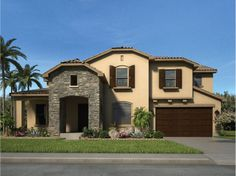 I like this floor plan too. Barcelona  Ivory homes 3043 finished sq ft
