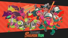 Splatoon 2 launches in July with a new horde mode and more
