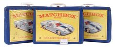 Matchbox Collectors Case