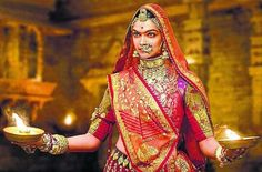 Deepika padukon  Padmavati  Rajputi goomar