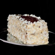 Marjolaine Cake (in Lithuanian)