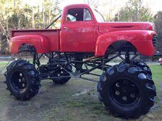 Mud Trucks and Girls Ford Pickup Trucks, 4x4 Trucks, Custom Trucks, Lifted Trucks, Cool Trucks, Mudding Trucks, Jeep Pickup, Ford 4x4, Redneck Trucks