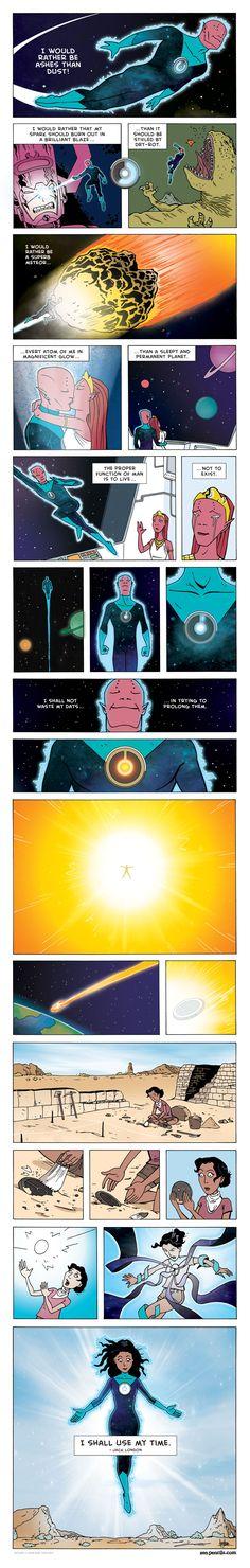 ZEN PENCILS - Cartoon quotes from inspirational folks