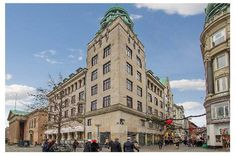 AXA IM - Real Assets a global leader in real assets investment and the leading real estate portfolio and asset manager in Europe announces that it has completed the acquisition on behalf of a German institutional client of Frederiksberggade 1 an office and retail building in central Copenhagen Denmark for 43m.