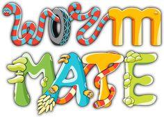 wormate.io logo