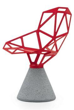 Chair One, Magis, Konstantin Grcic: