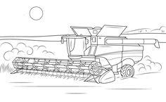 30+ traktory ideas | traktor, kolorowanki, kolorowanka
