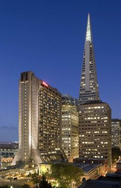 Hilton San Francisco Downtown/Financial District Hotel in San-Francisco-CA