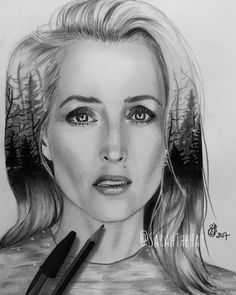 Gillian Anderson as th...