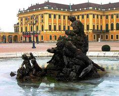 Schloss Schoenbrunn, Vienna Austria